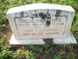 Della Duffin <I>Brookshier</I> Burroughs