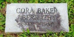 Cora <I>Baker</I> Abernathy