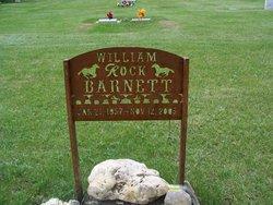 William Rock Barnett