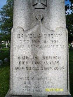 Amelia Brown