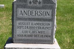 August D. Anderson