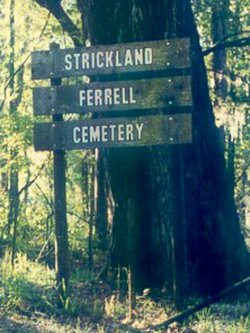 Strickland-Ferrell Cemetery