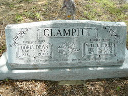 Willie Bill Lee Clampitt