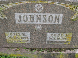 Rose M. <I>Nurse</I> Johnson