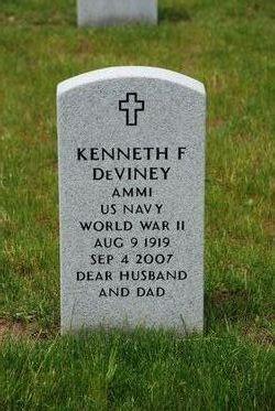 Kenneth Frederick DeViney