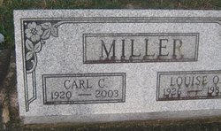 Carl C Miller