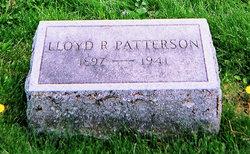 Lloyd R Patterson