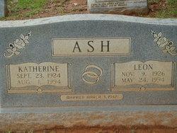 Katherine Ash