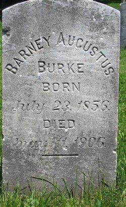 Barney Augustus Burke