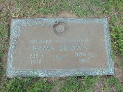 Erma <I>Haws</I> Brown
