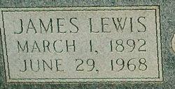 "James Lewis ""Dub"" Holmes"