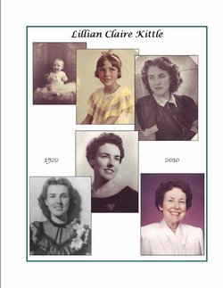 "Lillian Claire ""Terry"" <I>Kittle</I> Donlon"