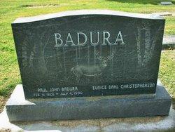 Paul John Badura