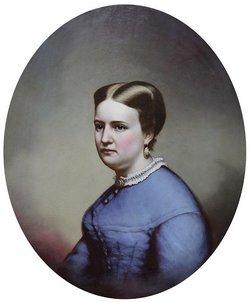 Martha Elizabeth <I>Weatherall</I> Adams