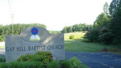 Gap Hill Baptist Church Cemetery