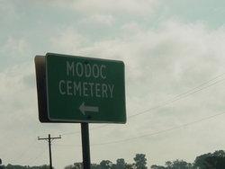 Modoc Cemetery
