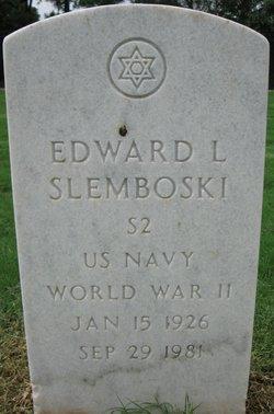 Edward L Slemboski-Garbak