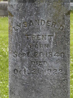 Lysander D. Trent