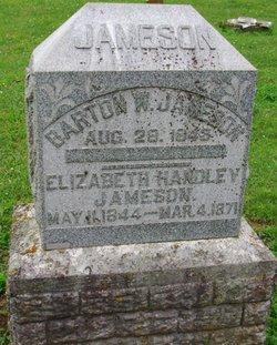 Elizabeth <I>Handley</I> Jameson