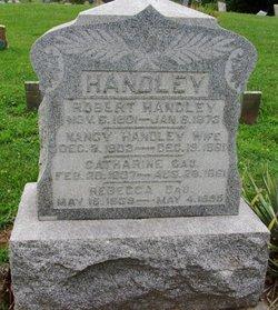 Catherine Handley