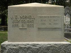 Kiziah <I>Ross</I> Norvell