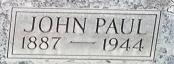 John Paul Ablutz Jr.