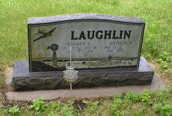 Esther <I>Leikam</I> Laughlin