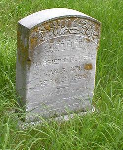 Harriet E Bower