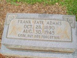 Frank Tate Adams