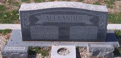 Leonard Alexander