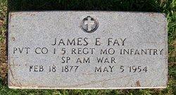 James E. Fay