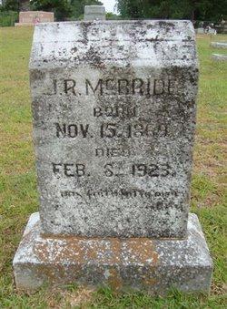 J. R. McBride