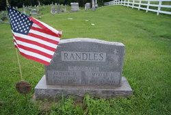 Arthur Osborn Randles, Sr