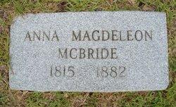 Anna Magdeleon McBride