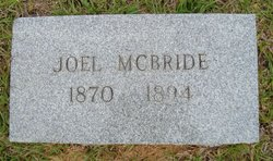 Joel McBride