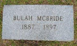 Bulah McBride