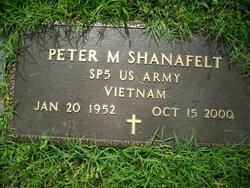 Peter M Shanafelt