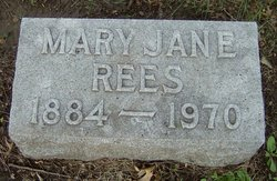 Mary Jane Rees