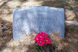 Inez <I>Quinney</I> Iley