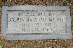 Andrew Marshall Majure