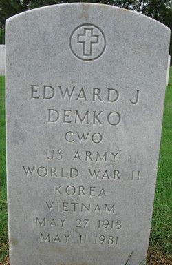 Edward J Demko
