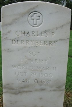 Sgt Charles Pinar Derryberry