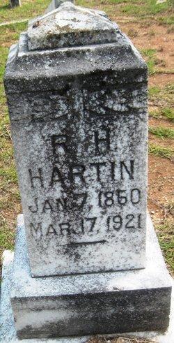 Robert Hillary Hartin