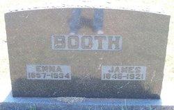 "Emaline ""Emma"" <I>Duggins</I> Booth"
