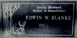 Edwin William Blanke