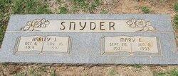 Harley J. Snyder