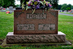 Olive Jane <I>Harper</I> Foster