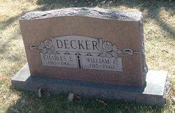 Charles E Decker