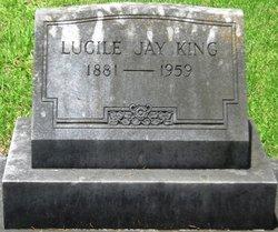 Lucile <I>Jay</I> King
