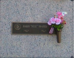 "Harry Paul ""Pete"" Shaffer"